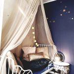 sypialnia dziecko baldachim