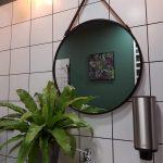 łazienka rośliny stylizacja
